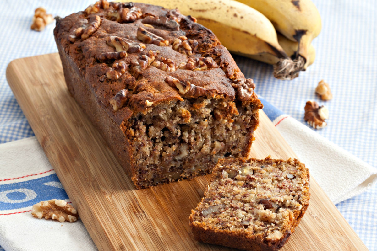 Bake for Life Bananenbrood